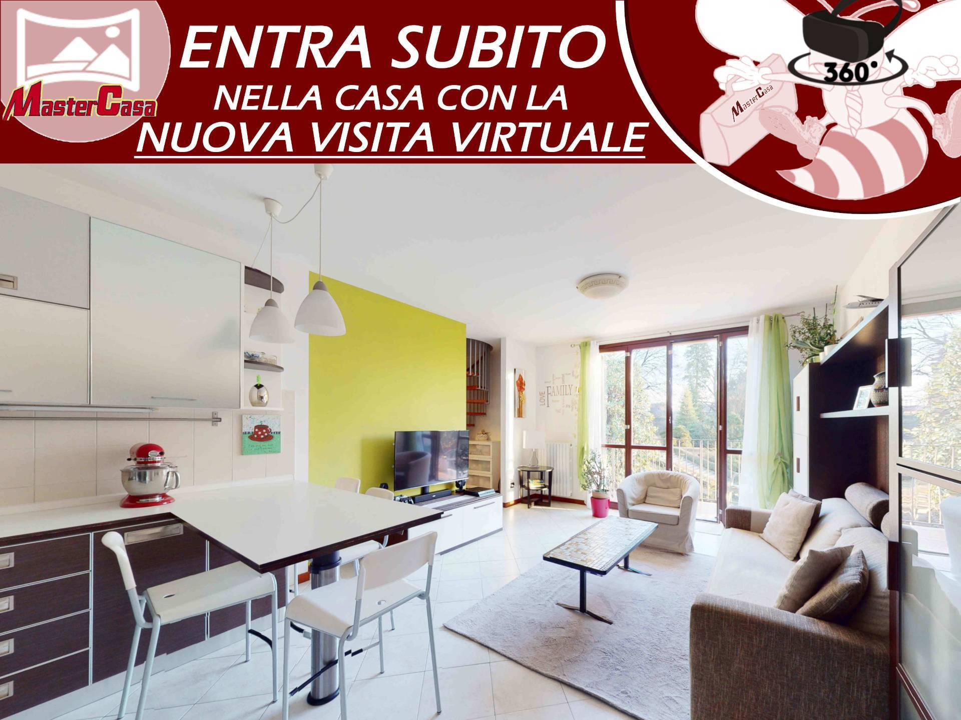 Appartamento in vendita a Venegono Inferiore, 4 locali, prezzo € 189.000 | PortaleAgenzieImmobiliari.it