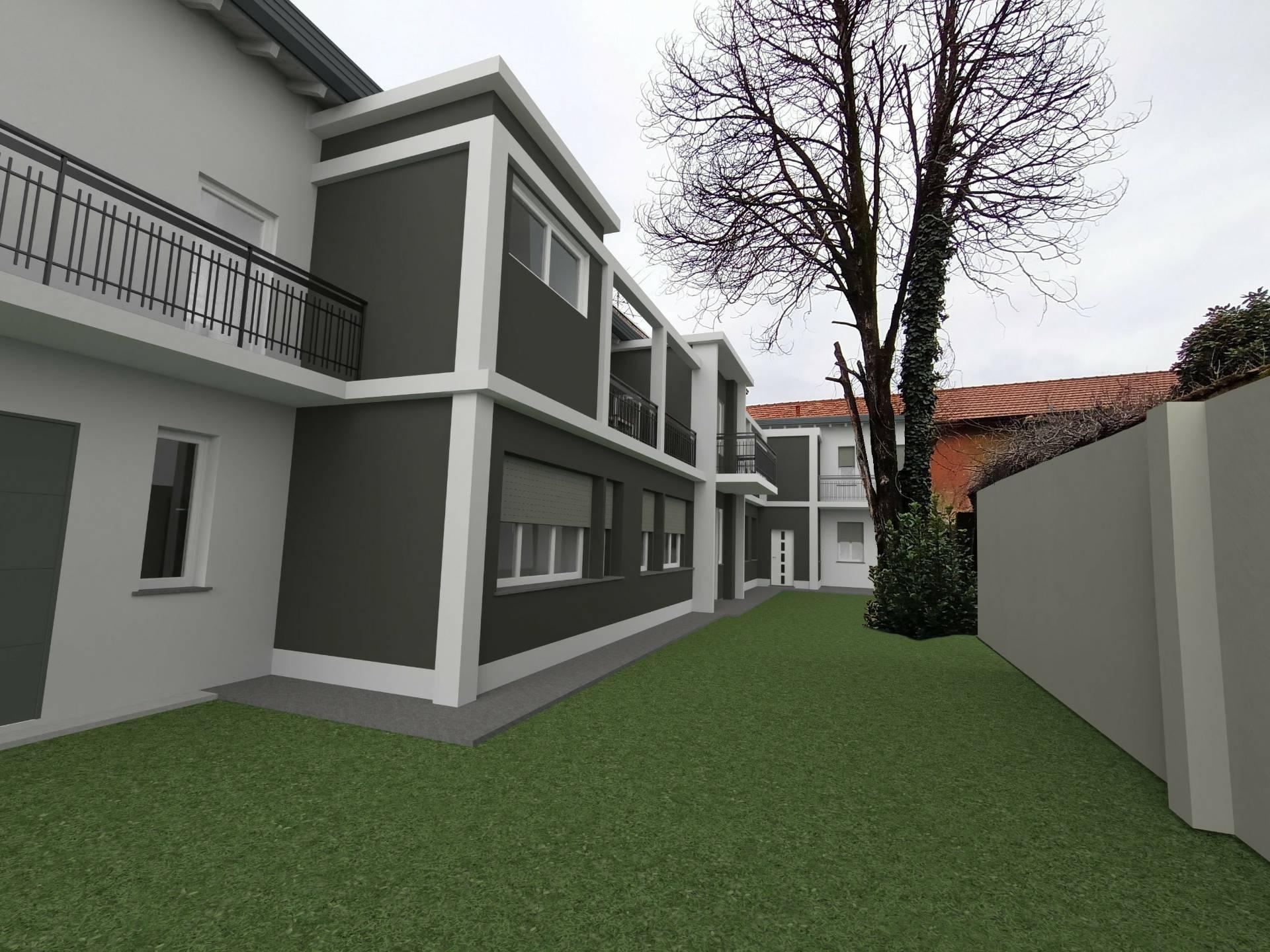 Vendita Trilocale Appartamento Cislago 285272