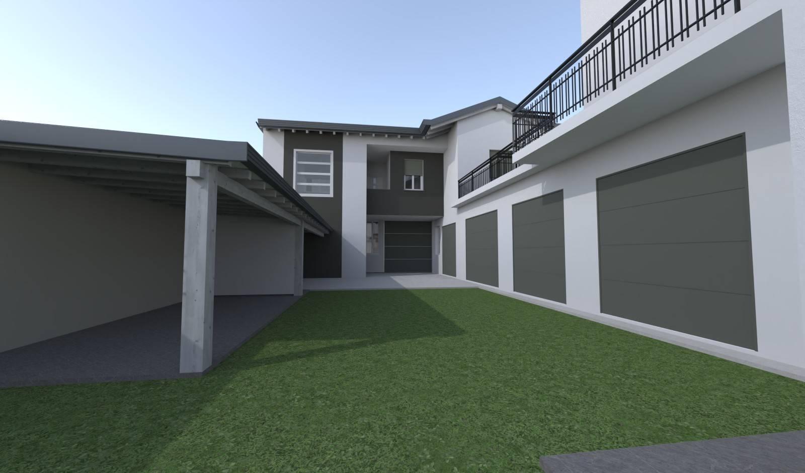 Vendita Trilocale Appartamento Cislago 285274