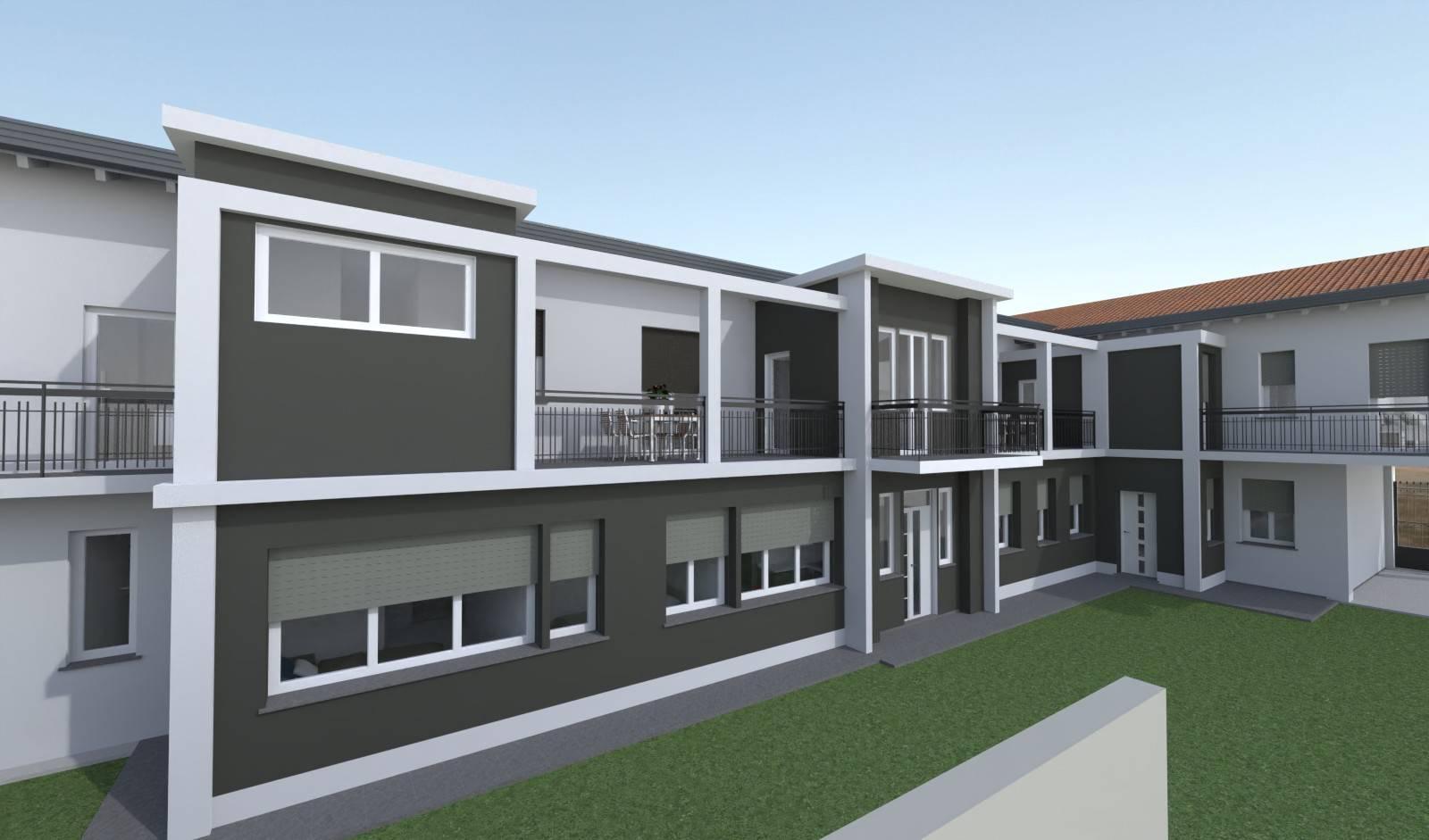 Vendita Trilocale Appartamento Cislago 285275