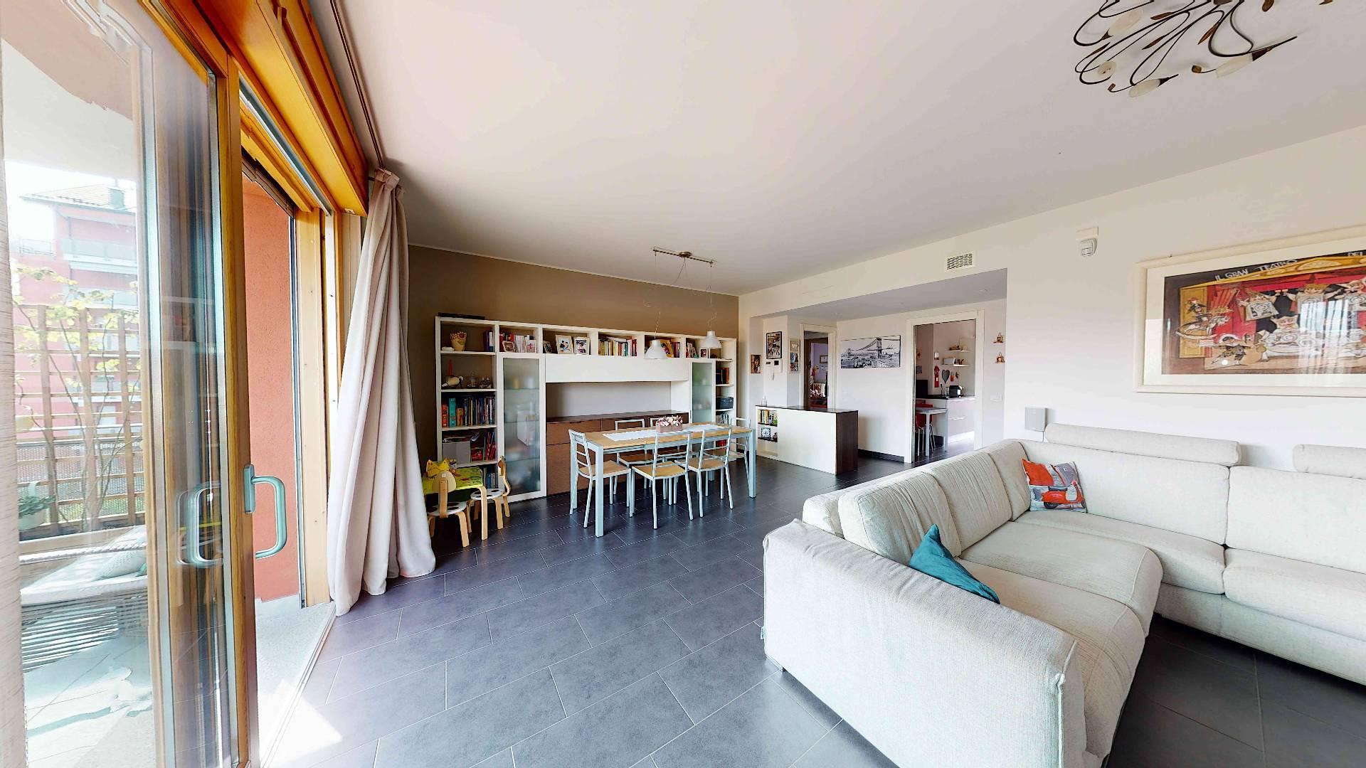 Appartamento in vendita a Tradate, 3 locali, zona Località: STAZIONEFNM, prezzo € 229.000   PortaleAgenzieImmobiliari.it