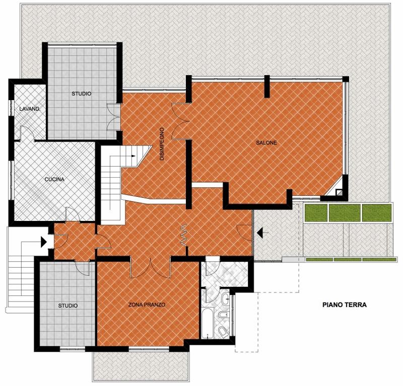 Villa in vendita a Soverato, 8 locali, zona Località: Soverato, Trattative riservate | Cambio Casa.it