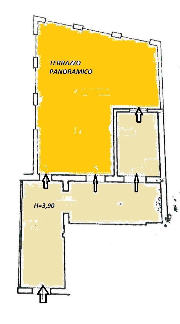Negozio / Locale in vendita a Catanzaro, 2 locali, zona Località: Pontegrande, prezzo € 95.000 | Cambio Casa.it