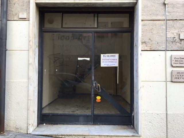 Negozio / Locale in vendita a Catanzaro, 2 locali, zona Località: CATANZAROCENTRO, prezzo € 45.000 | Cambio Casa.it