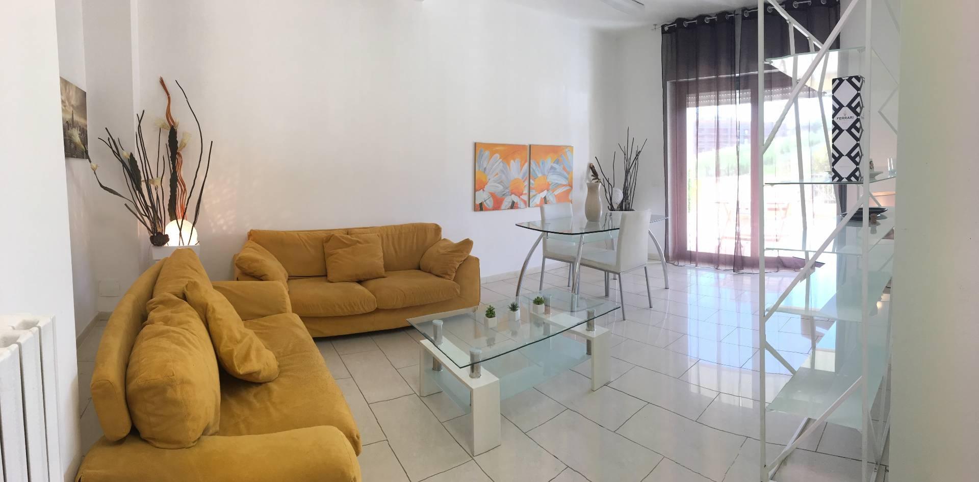 vendita appartamento catanzaro viale de filippis  120000 euro  2 locali  92 mq