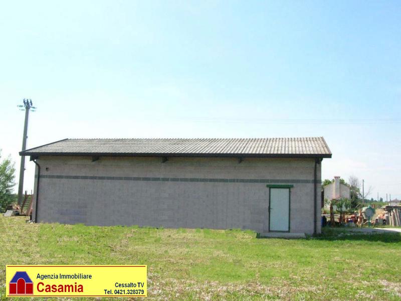 Capannone in vendita a Cessalto, 9999 locali, prezzo € 100.000 | CambioCasa.it