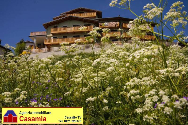 Appartamento in vendita a Danta di Cadore, 3 locali, prezzo € 118.000 | CambioCasa.it