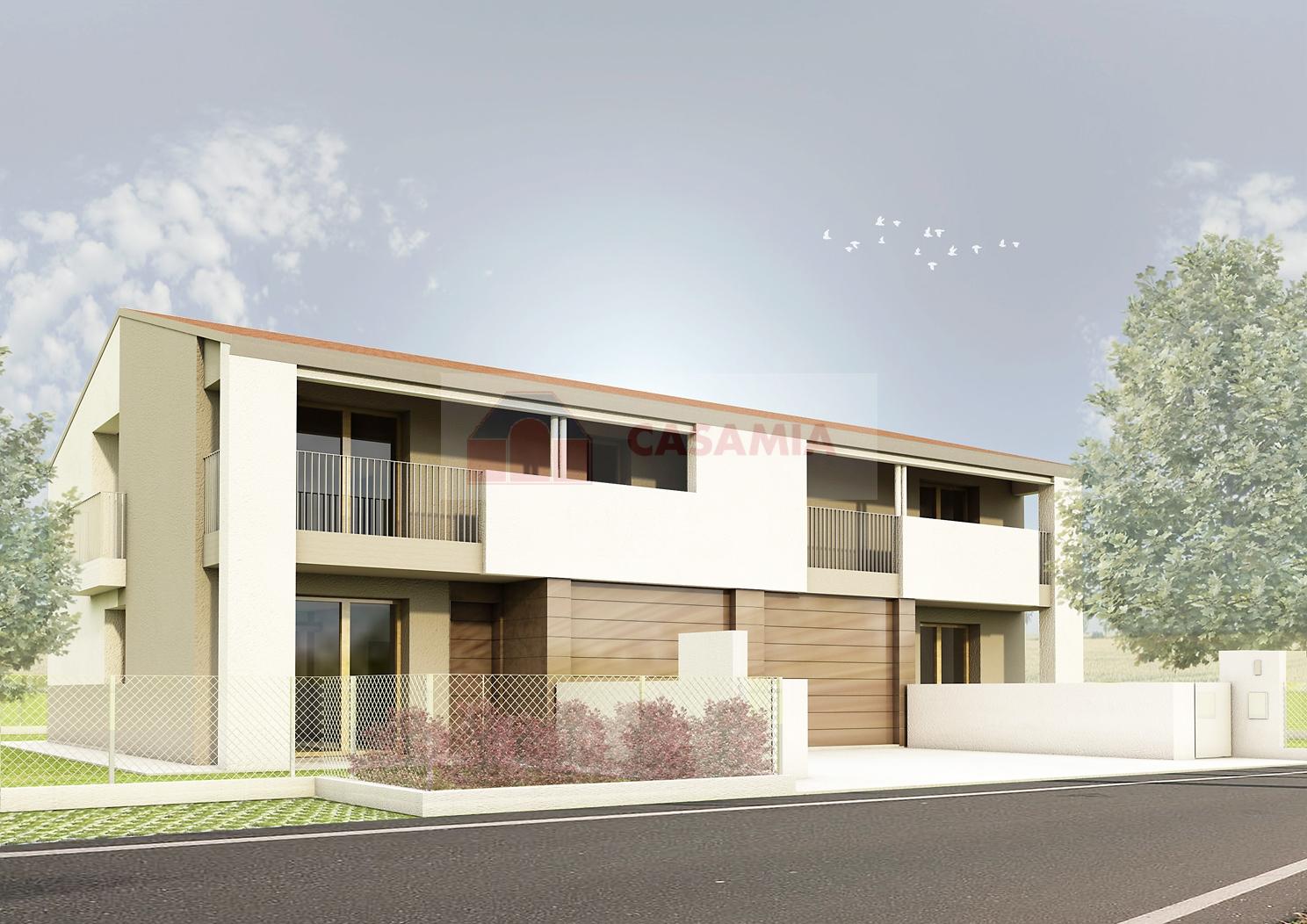 Villa Bifamiliare in vendita a Ormelle, 5 locali, zona Località: Centro, prezzo € 170.000 | CambioCasa.it