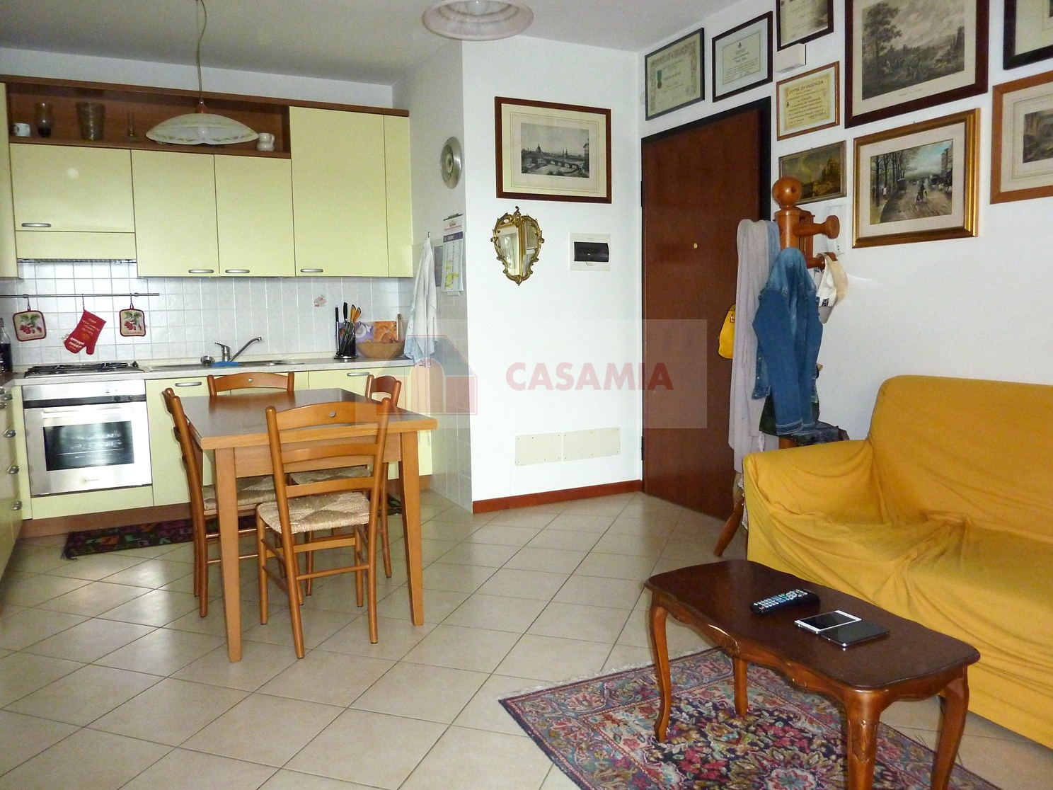 Appartamento in vendita a Oderzo, 3 locali, zona Zona: Colfrancui, prezzo € 120.000 | CambioCasa.it