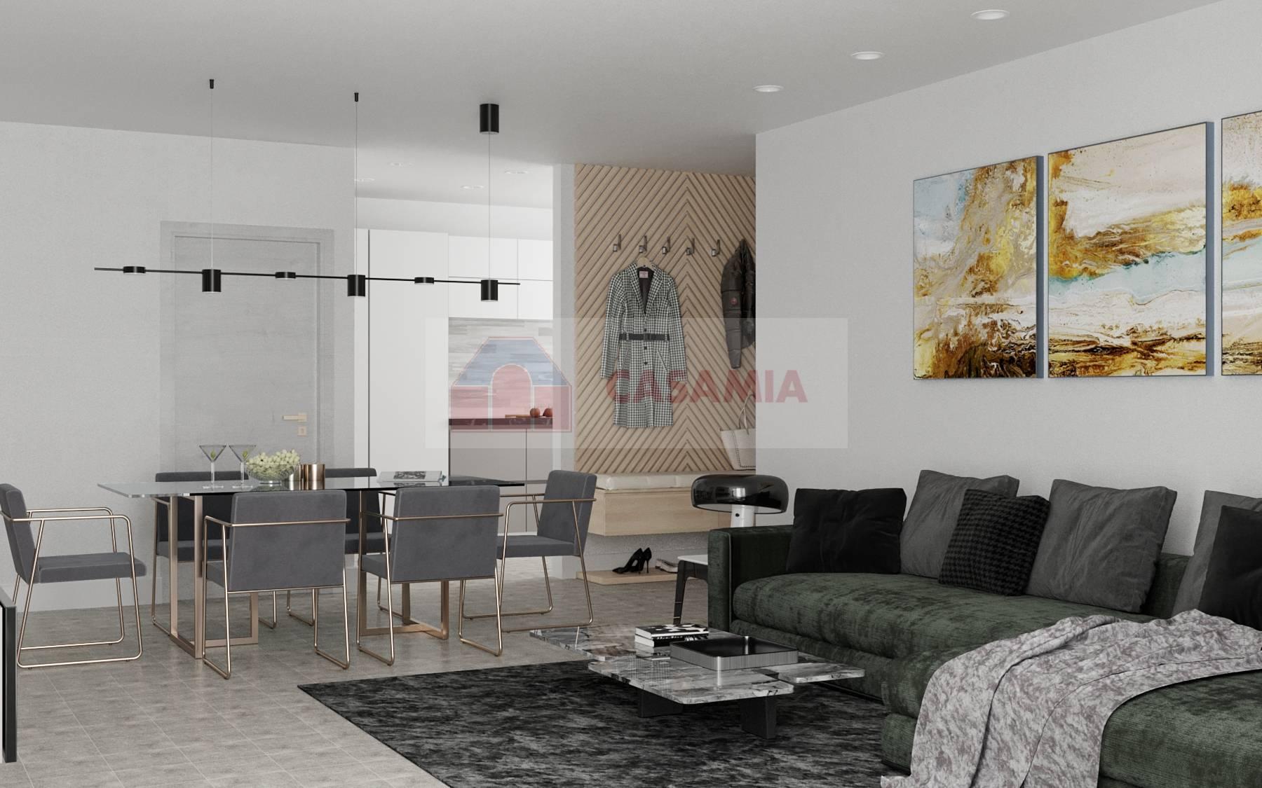 Appartamento in vendita a Oderzo, 7 locali, zona Località: Centro, prezzo € 328.000 | CambioCasa.it