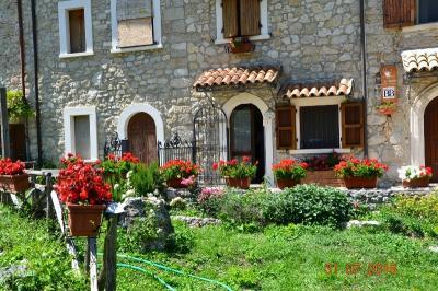 Villetta a schiera in Vendita a Sant'Eufemia a Maiella