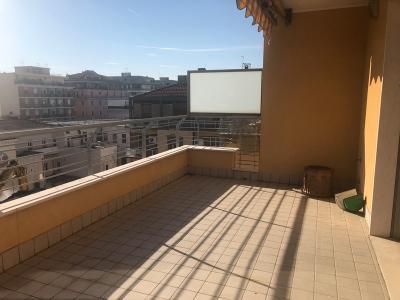 Attico e superattico in Affitto a Pescara