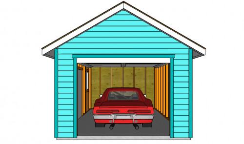 Garage in Vendita a Pescara