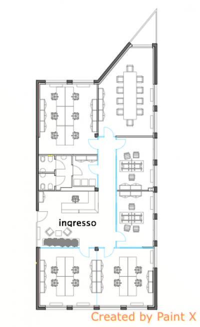 Ufficio in Affitto a Treviso