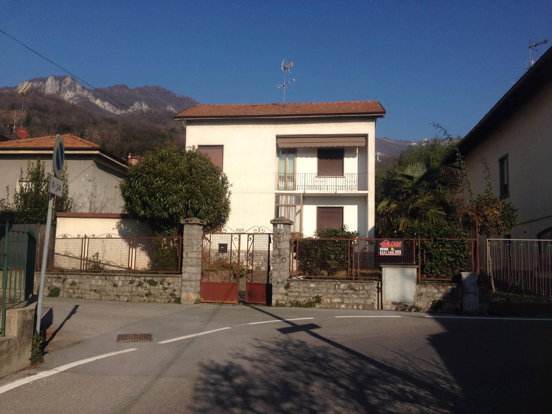 Villa in vendita a Calolziocorte, 4 locali, prezzo € 150.000 | Cambio Casa.it