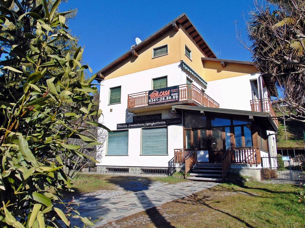 Villa in vendita a Galbiate, 4 locali, prezzo € 300.000 | Cambio Casa.it