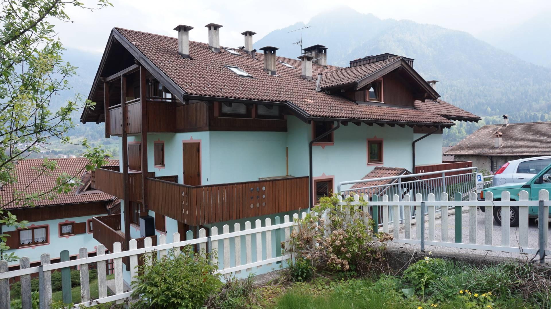 Appartamento in affitto a Tione di Trento, 2 locali, prezzo € 380 | CambioCasa.it