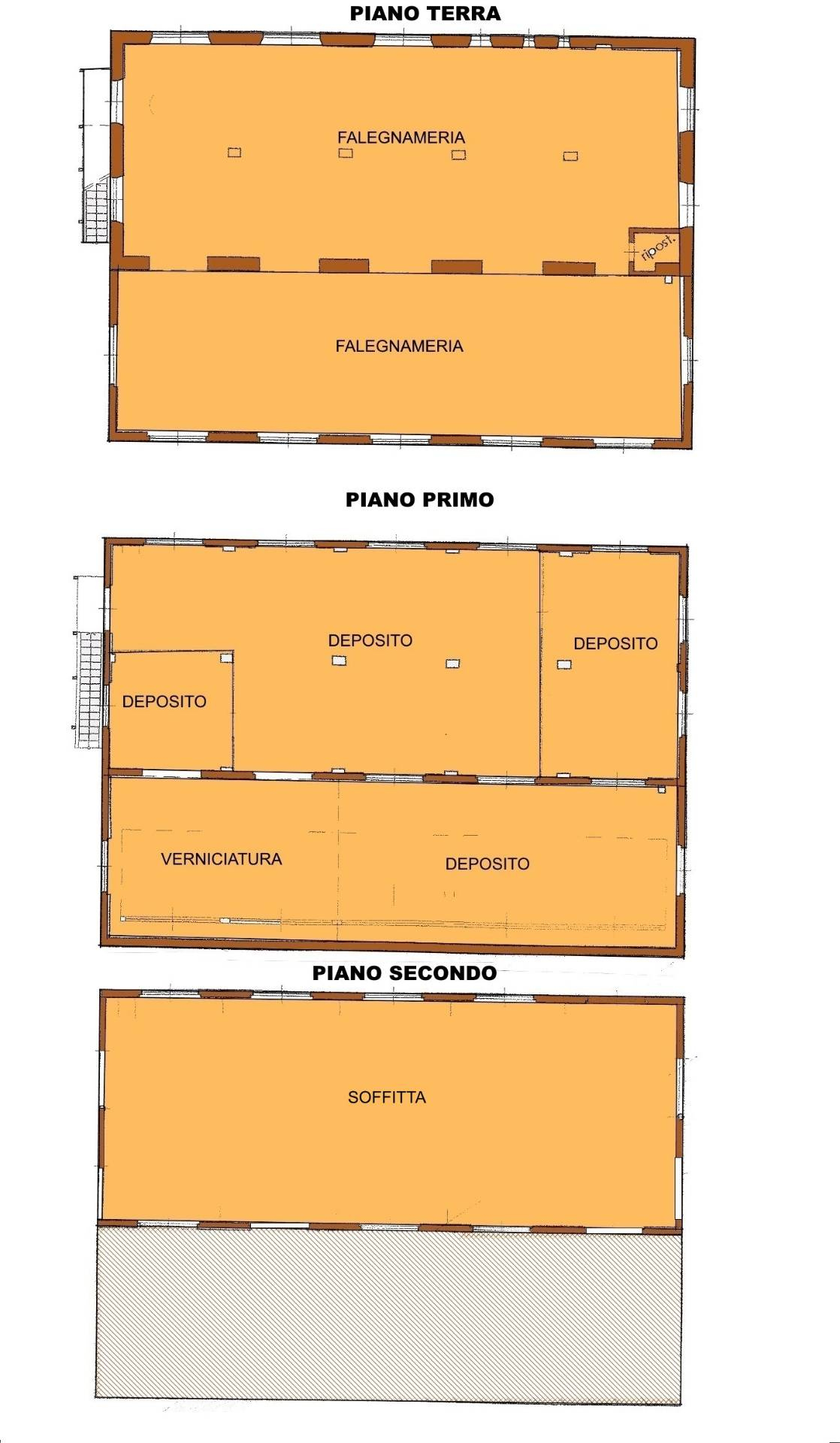 Foto magazzino/capannone in vendita a Spiazzo (Trento)