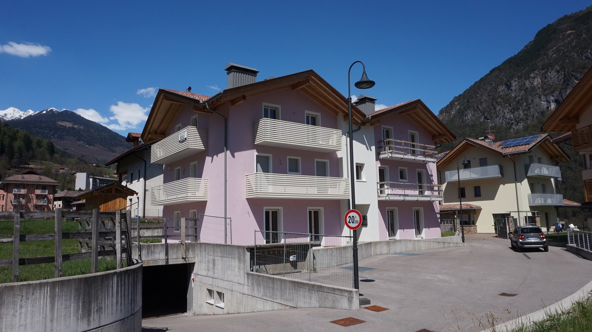 Appartamenti in vendita a tione di trento for Appartamenti trento