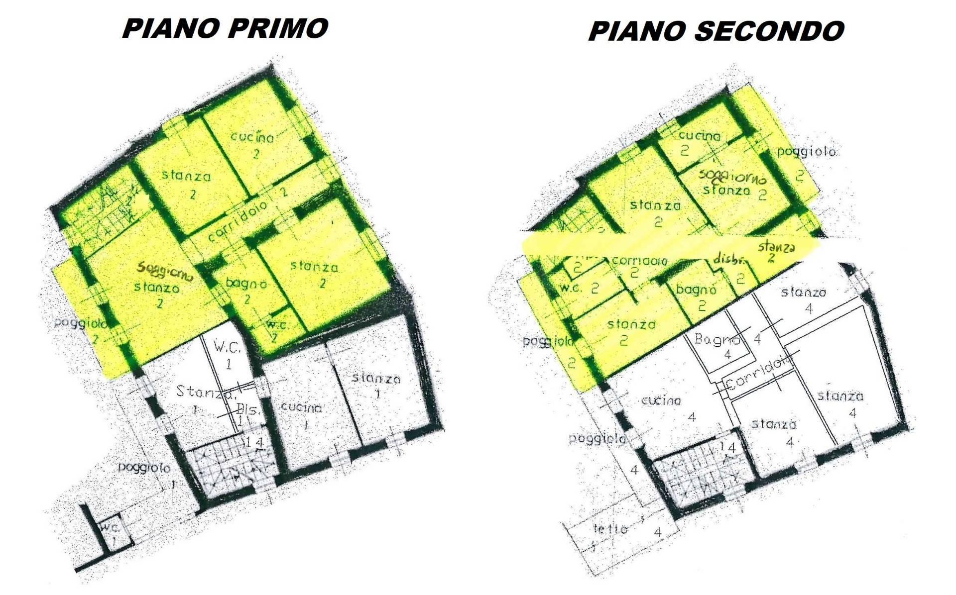 Foto porzione di casa in vendita a Storo (Trento)