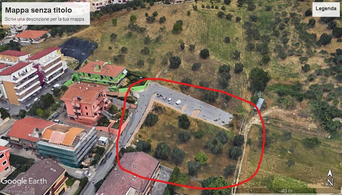 Terreno Edificabile Residenziale in vendita a Spoltore, 9999 locali, zona Località: CENTRO, prezzo € 270.000 | CambioCasa.it