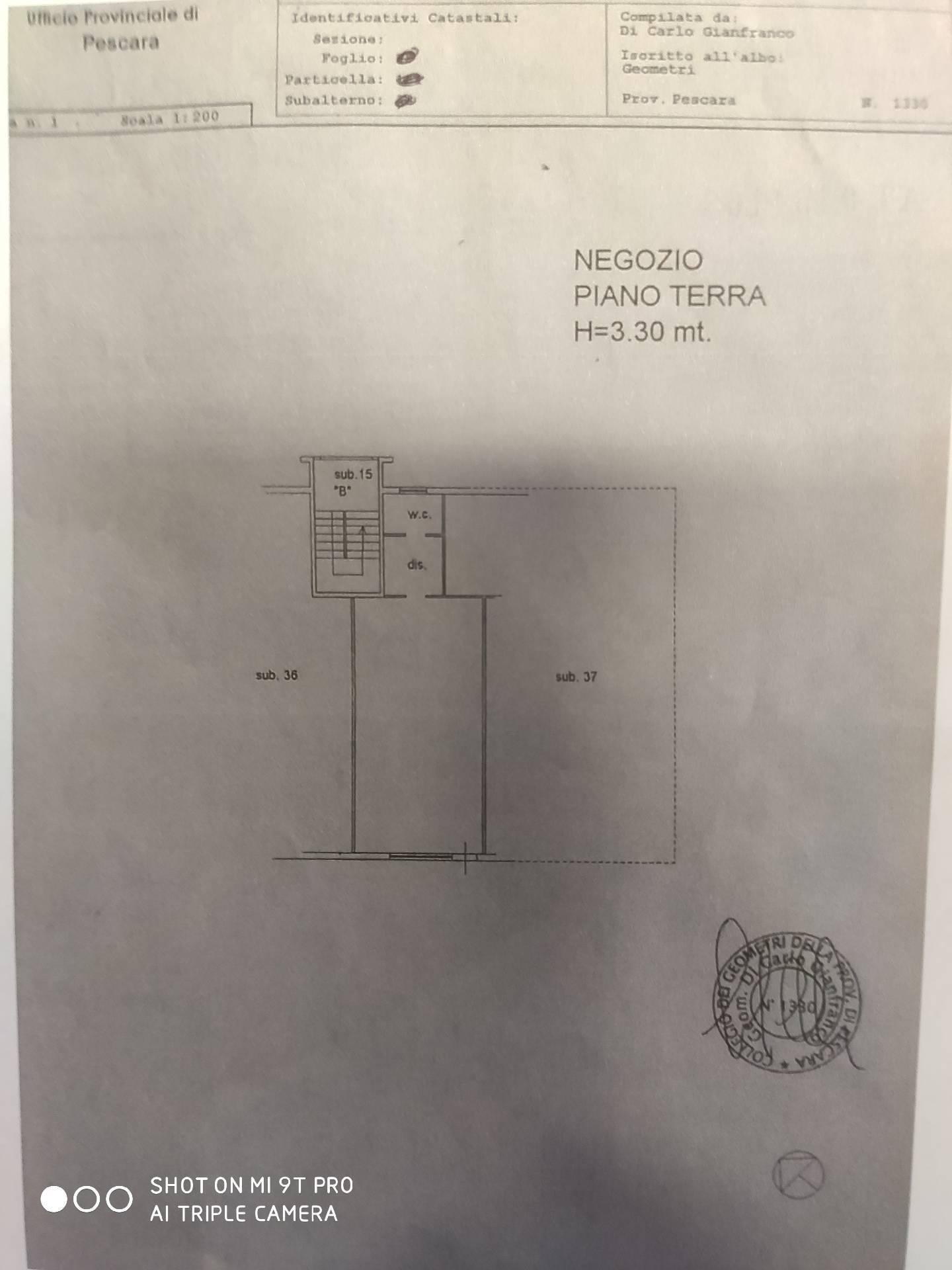 Negozio / Locale in affitto a Montesilvano, 9999 locali, zona Località: Centro, prezzo € 500   CambioCasa.it