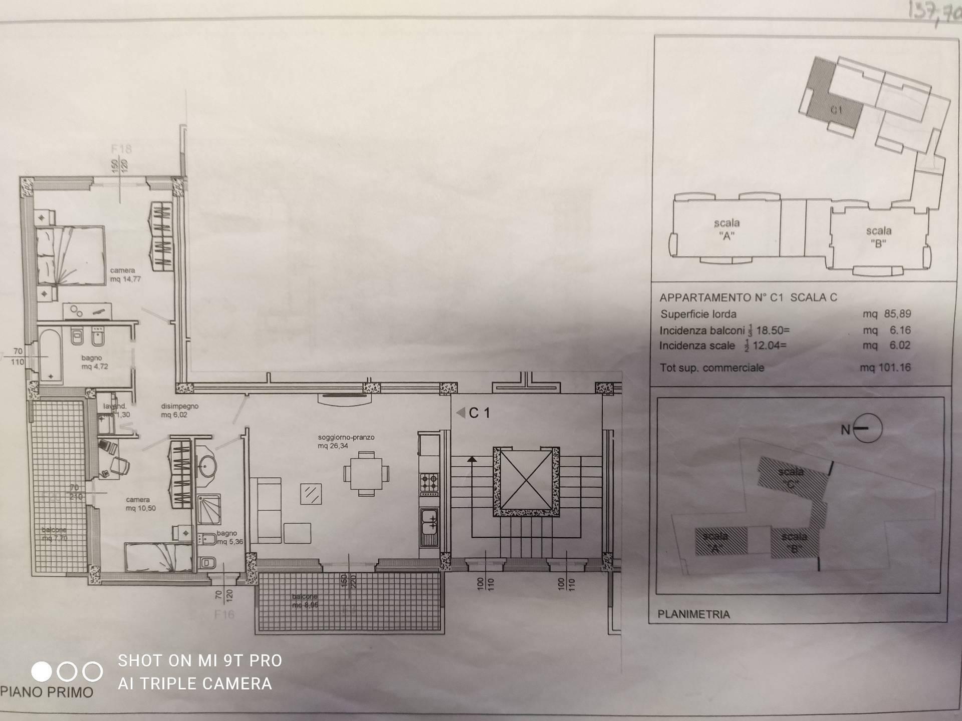 Appartamento in vendita a Spoltore, 3 locali, zona Località: CENTRO, prezzo € 137.700 | CambioCasa.it