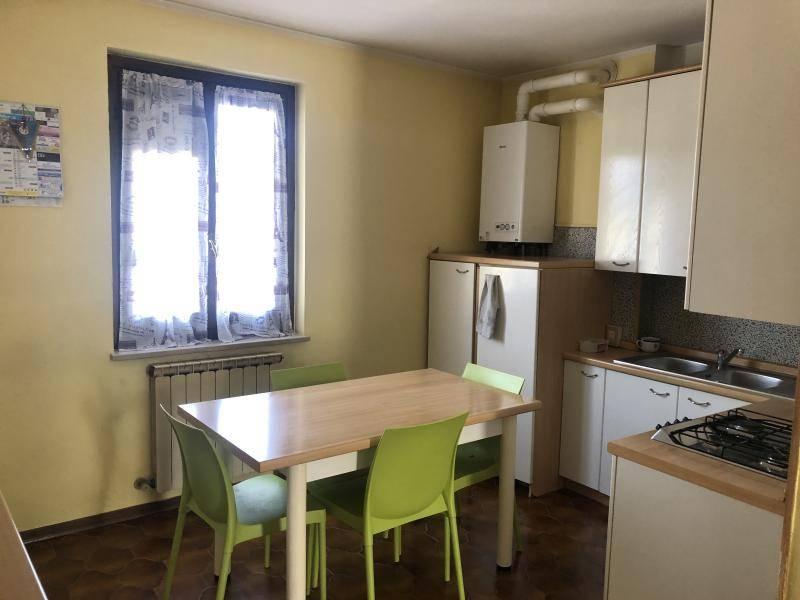 Appartamento in vendita a Osio Sopra (BG)