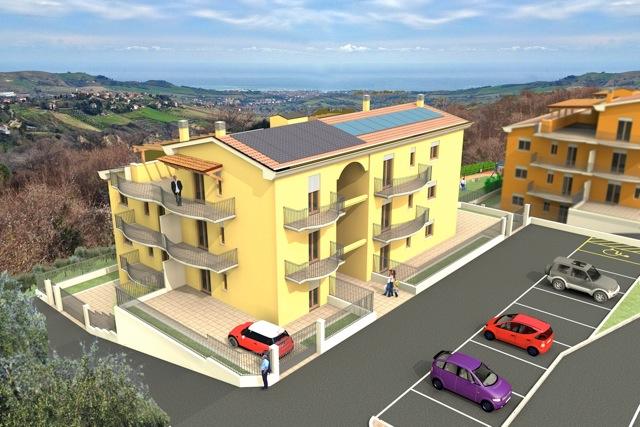 Appartamento in vendita a Acquaviva Picena, 2 locali, prezzo € 100.000 | CambioCasa.it