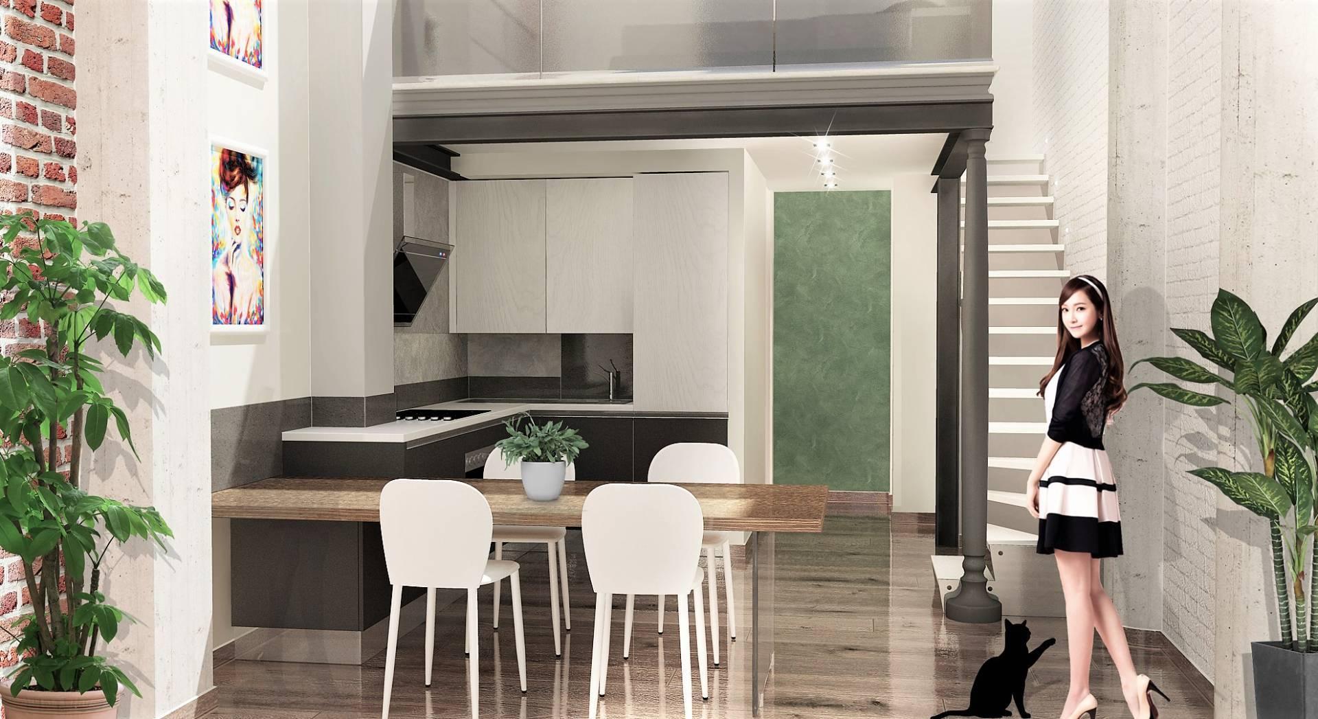 Loft / Openspace in vendita a San Benedetto del Tronto, 3 locali, prezzo € 150.000 | CambioCasa.it
