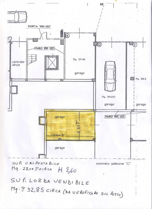Garage in Vendita a San Benedetto del Tronto