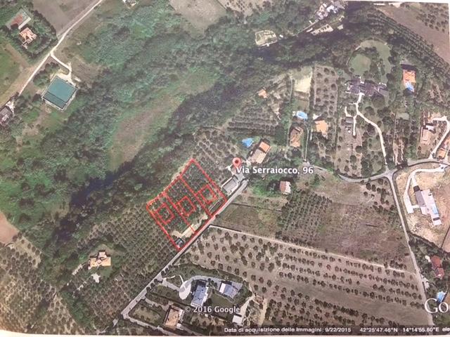 Terreno Agricolo in vendita a Francavilla al Mare, 9999 locali, prezzo € 110.000   CambioCasa.it