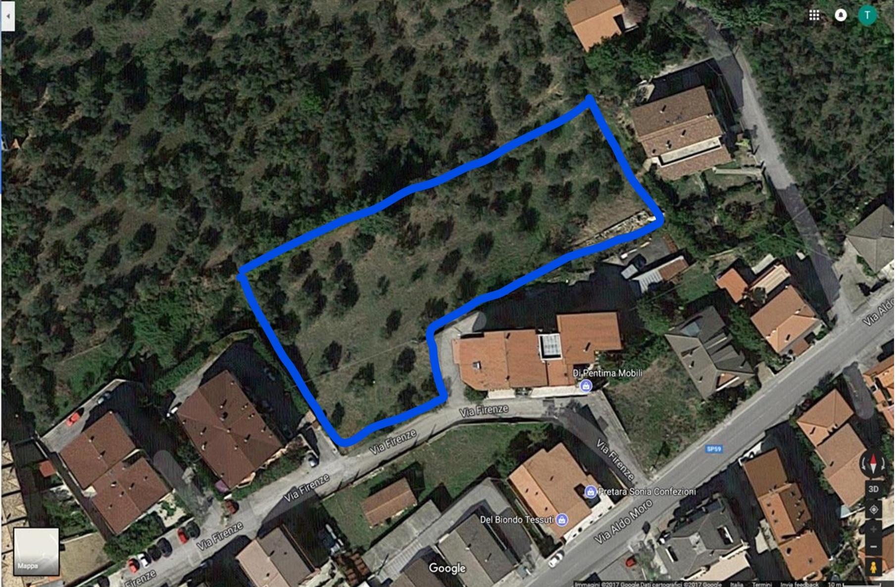 Terreno Edificabile Residenziale in vendita a Pianella, 9999 locali, prezzo € 80.000   CambioCasa.it