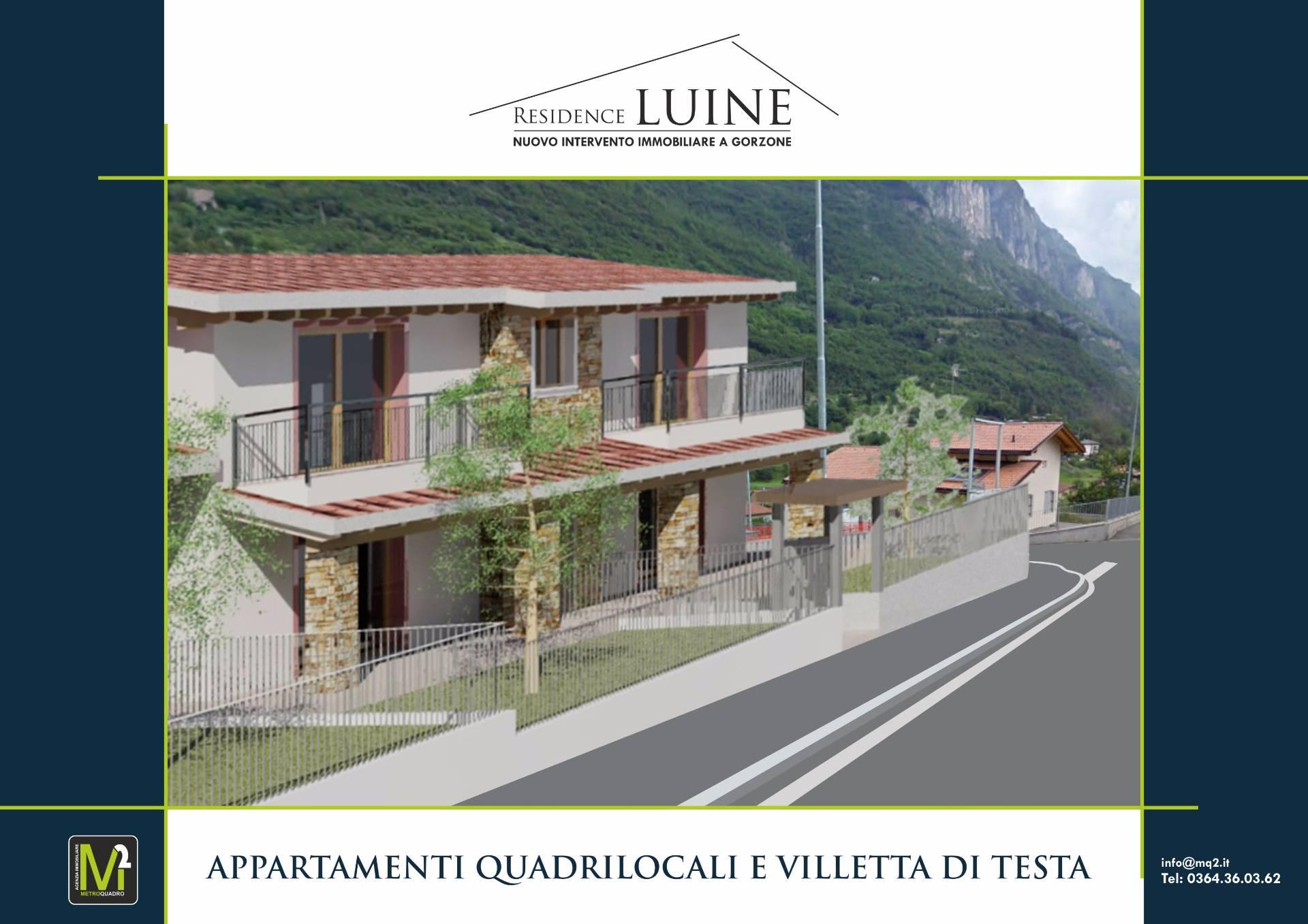 Appartamento in vendita a Darfo Boario Terme, 5 locali, prezzo € 190.000 | Cambio Casa.it