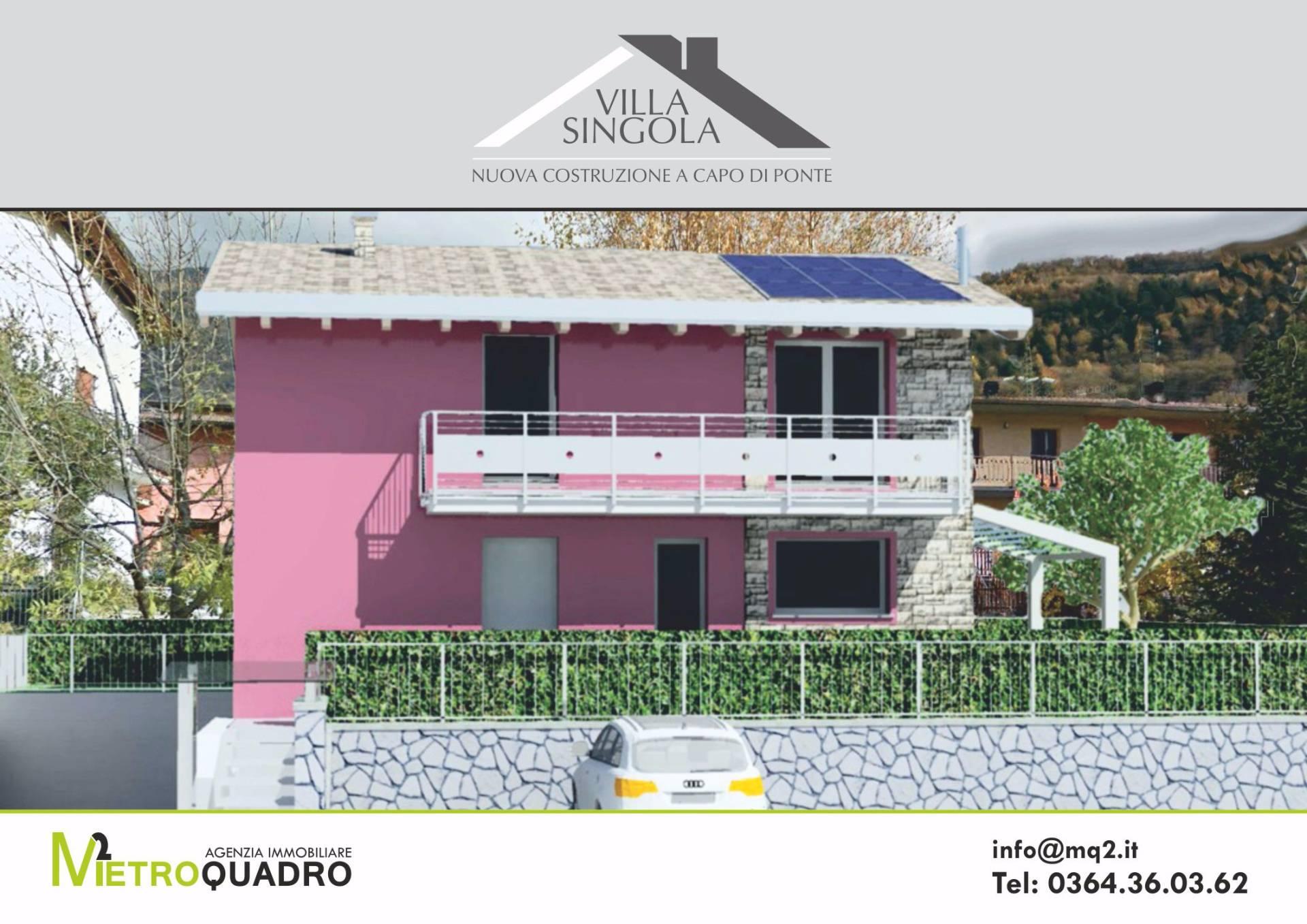 Soluzione Indipendente in vendita a Capo di Ponte, 7 locali, Trattative riservate | CambioCasa.it