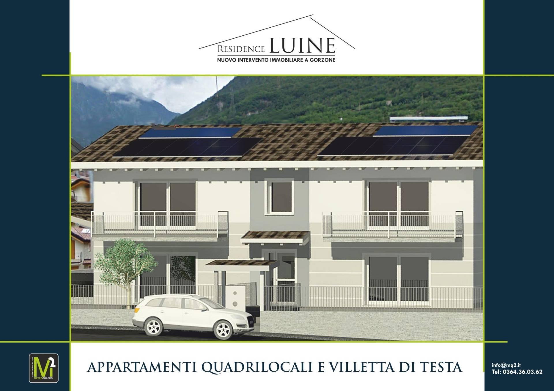 Appartamento in Vendita a Darfo Boario Terme - Cod. 336/3-4-6