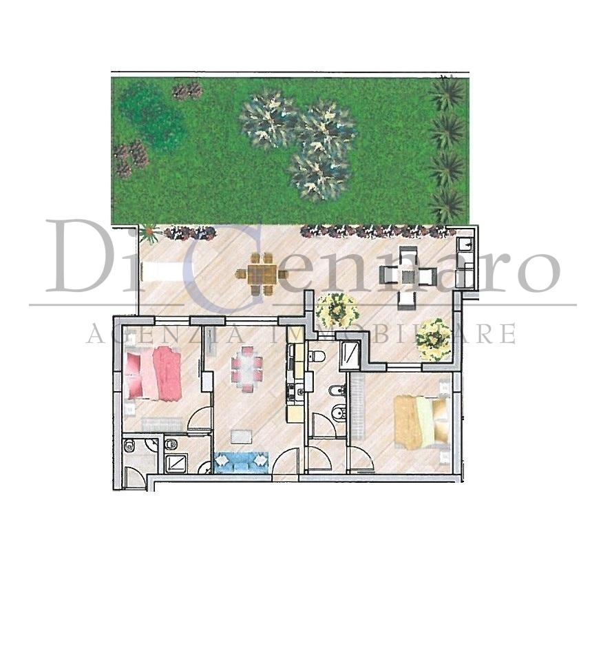 vendita appartamento tortoreto tortoreto lido  170000 euro  3 locali  60 mq