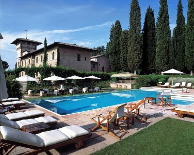 Vai alla scheda: Albergo / Hotel Vendita - San Gimignano (SI) - Codice 16020