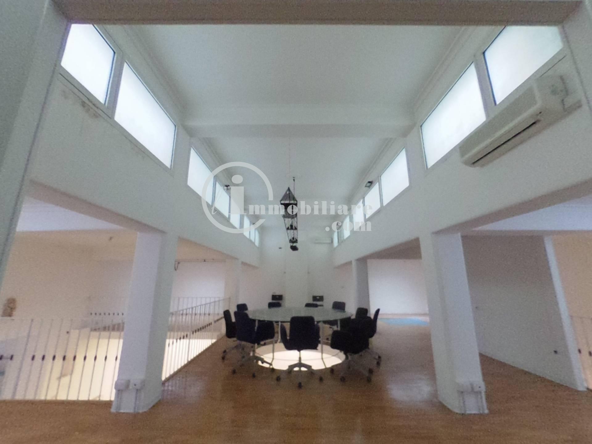affitto ufficio roma portuense  4200 euro  280 mq