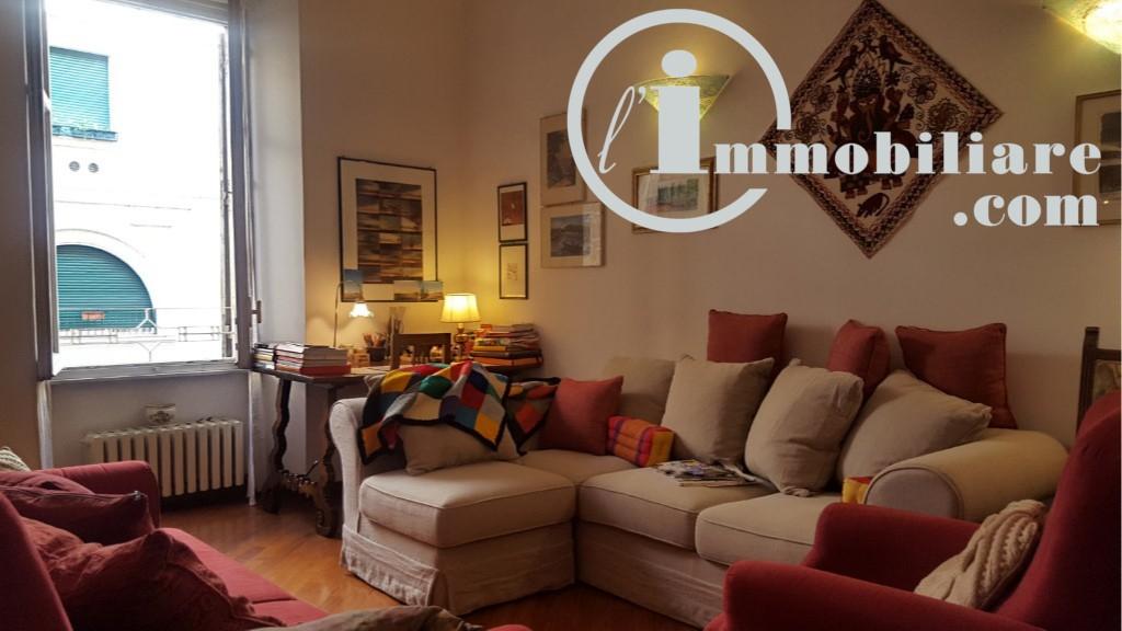 Appartamento in vendita a Roma, 6 locali, zona Zona: 25 . Trastevere - Testaccio, prezzo € 990.000   CambioCasa.it
