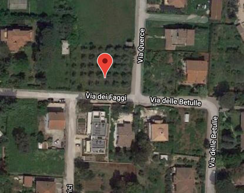 Terreno Edificabile Residenziale in vendita a Cisterna di Latina, 9999 locali, prezzo € 95.000 | CambioCasa.it