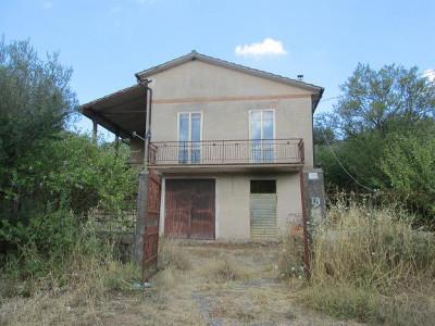 Vai alla scheda: Villa singola Vendita - Villa San Giovanni in Tuscia (VT) - Codice -116-Villa San Giovannii in Tuscia