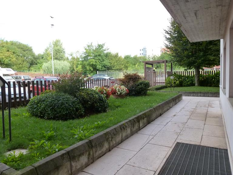 Bilocale Verona Via Saval 2
