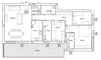 Vai alla scheda: Appartamento Vendita - Verona (VR) | Ponte Crencano - Codice -GF P3 - 29