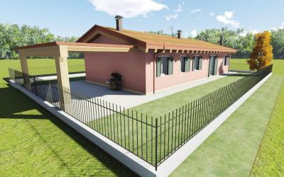 Vai alla scheda: Casa indipendente Vendita - Trevenzuolo (VR)   Roncolevà - Codice -10.