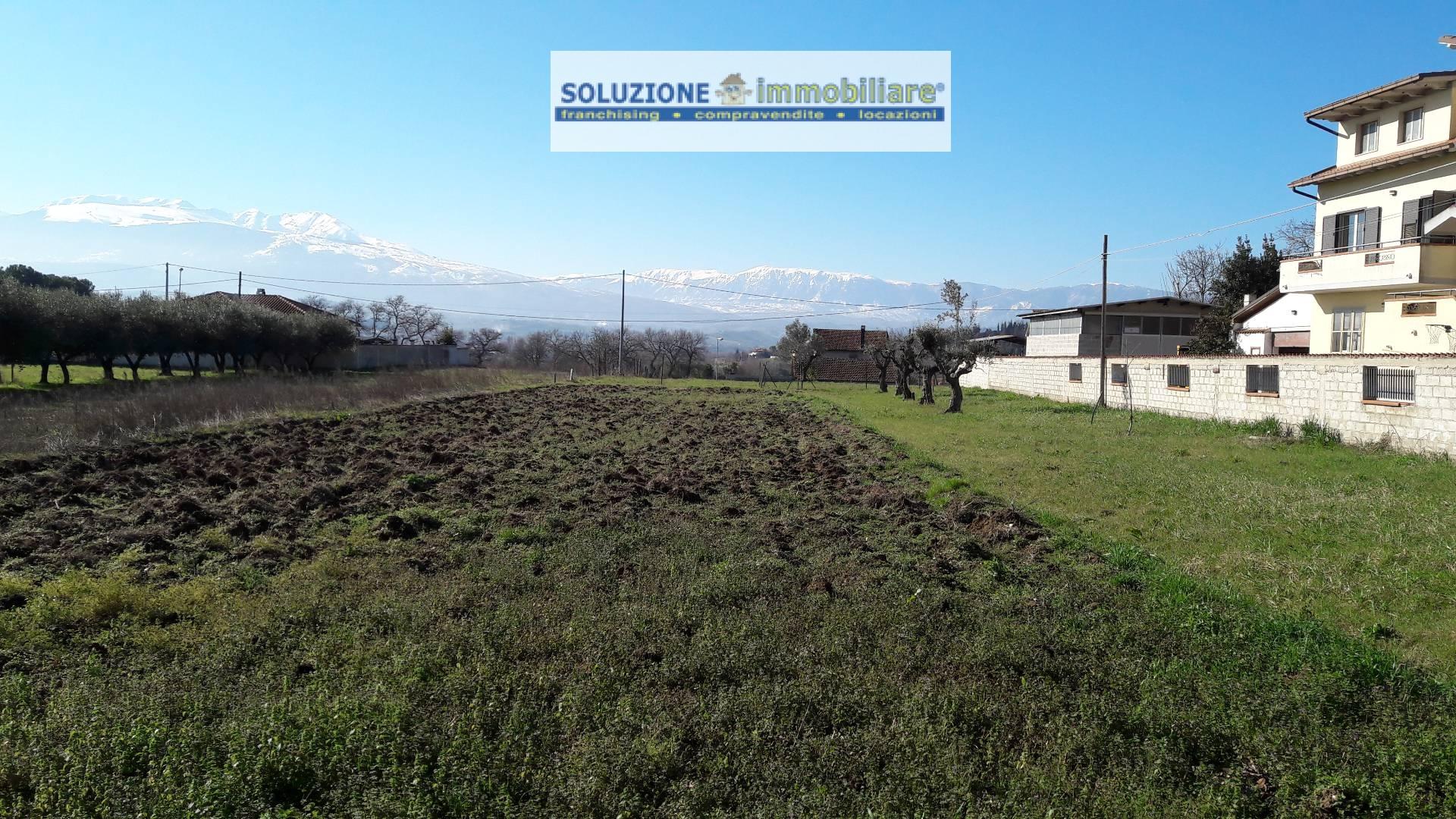 Terreno edificabile in vendita a cepagatti cod v 581 for Terreno edificabile