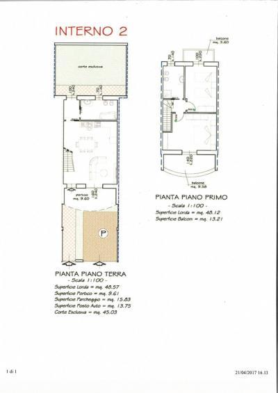 Appartamento in Vendita<br>a San Giovanni Teatino