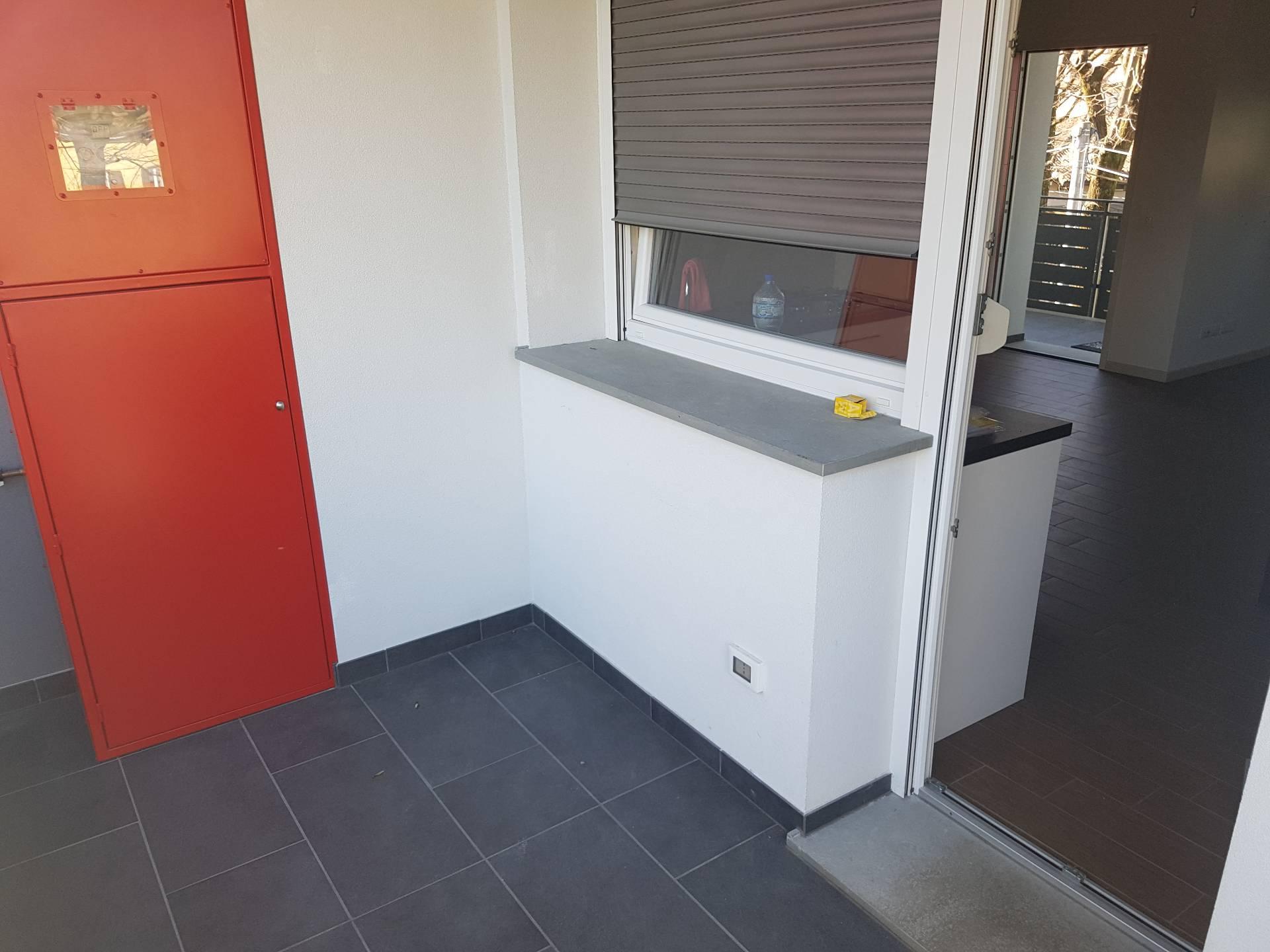 Appartamento in affitto a Gorizia, 4 locali, zona Località: centro, prezzo € 500 | Cambio Casa.it