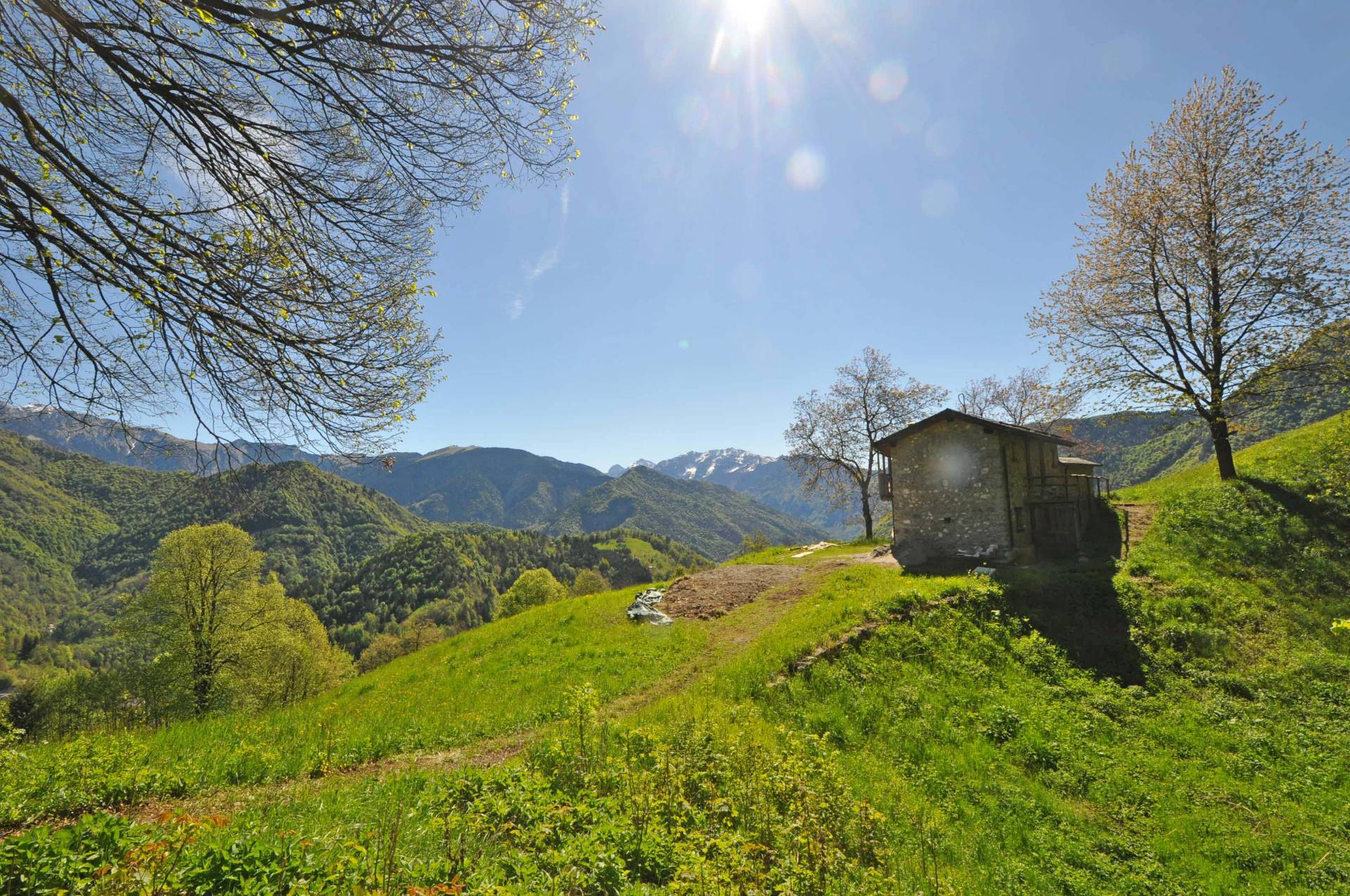 Rustico / Casale in vendita a Santa Brigida, 5 locali, Trattative riservate | Cambio Casa.it