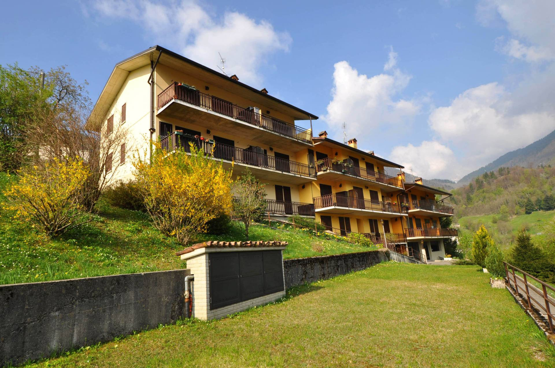 Appartamento in vendita a Santa Brigida, 2 locali, prezzo € 49.900 | Cambio Casa.it